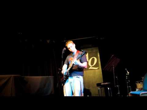AJ Stone performing Fool at AQ, Oct 15 2012