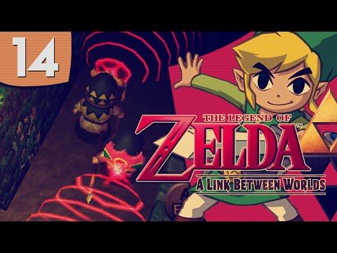 The Legend of Zelda: A Link Between Worlds - Episode 14 | Creepin'