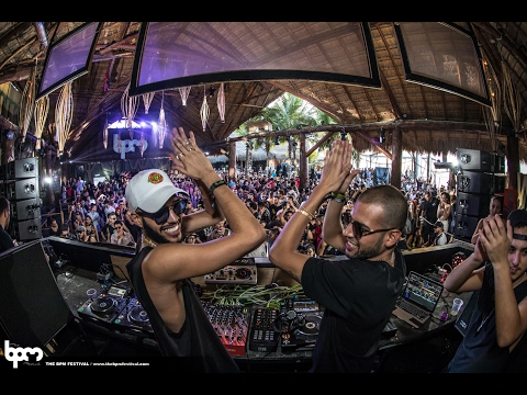 The Martinez Brothers  - Live From The BPM Festival 2017 'Solamente'