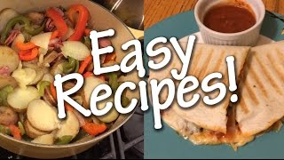 Easy and Cheap Dinner Recipes