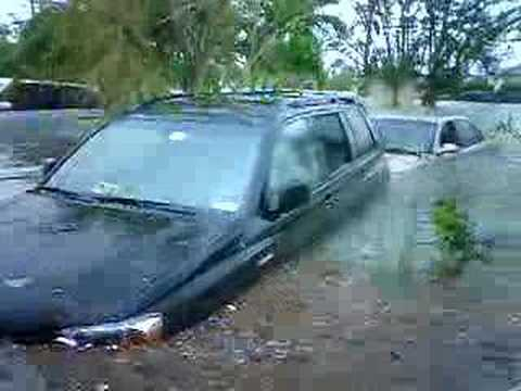 Hurricane Wilma Key West storm surge