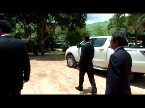 The best VIP protection,IPBA ( International Persian Bodyguard Academy )