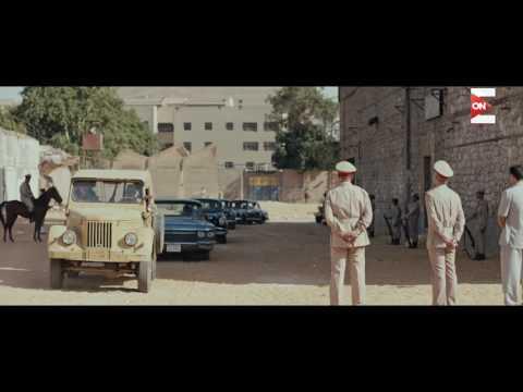 مسلسل الجماعة 2 - إستقبال وكلاء النيابة في السجن الحربي للتحقيق مع الإخوان المسلمين