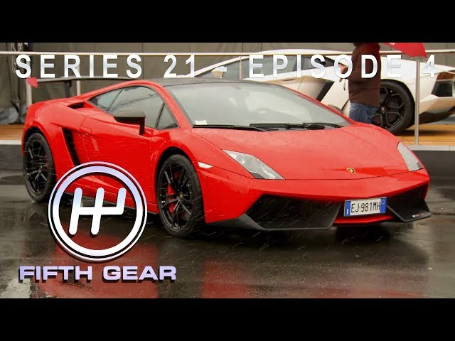 Fifth Gear: Series 21 Episode 4 - Full Episode