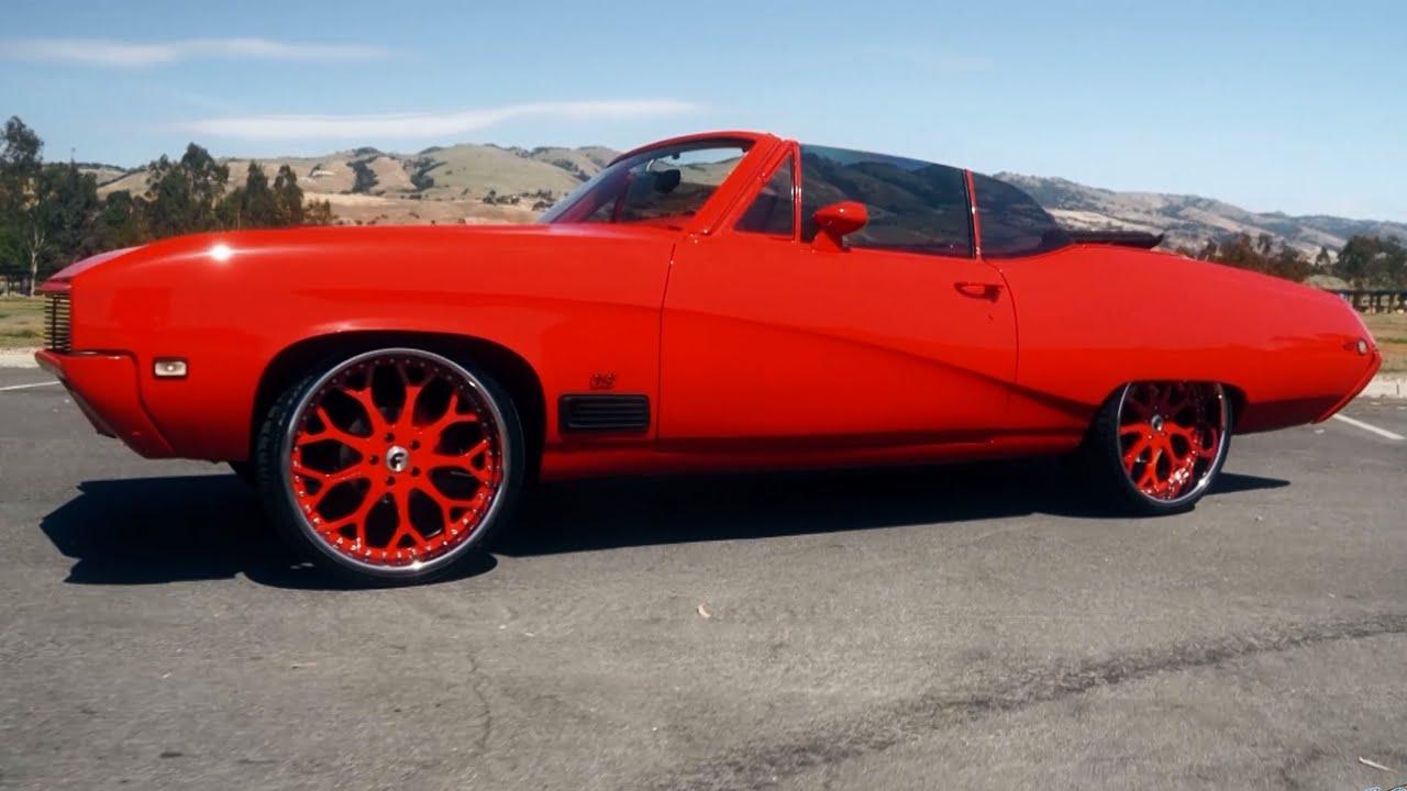 Buick Skylark On 22 Forgiato Drea Wheels By California