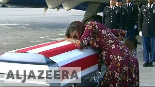 2017-10-19-12-00.Trump-denies-offending-widow-of-soldier-killed-in-Niger