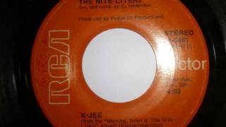 THE NITE-LITERS---K-GEE