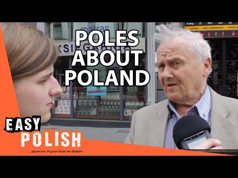 Easy Polish 3 - What do Poles like about Poland?