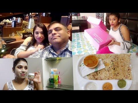 VLOG Marathon:  Couple Movie Date    Summer Skin Care Routine    Indian Mom Studio thumbnail