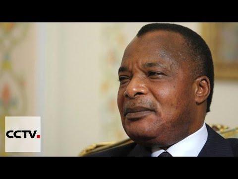 INTERVIEW EXCLUSIVE DU PRÉSIDENT DE LA RÉPUBLIQUE DU CONGO