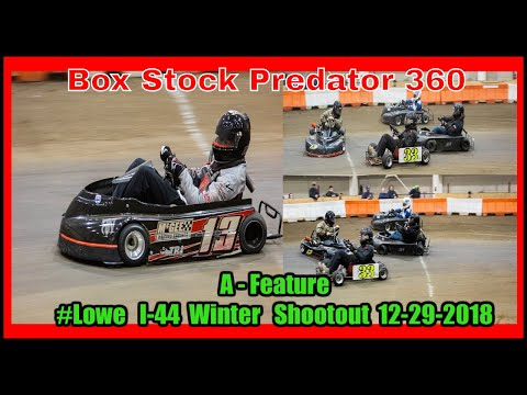 Box Stock Predator 360 A Feature Lowe Boats I 44 Winter Shootout 12-29-2018