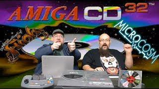 Commodore Amiga CD32 - Microcosm & Flink - ARG Presents Volume 50