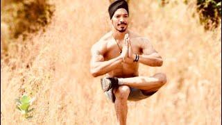 Single Leg Squat Tutorial | Super Singh
