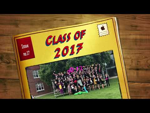 St Catherines School Class of 2017