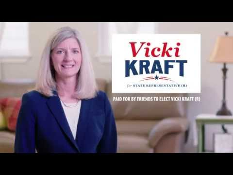 Vicki Kraft for State Representative!