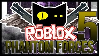 Roblox Phantom Forces: WORST MATCH OF MY LIFE! -Episode 5