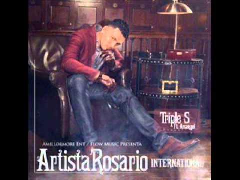 Triple S - Arcangel Ft. Artista Rosario (Official Remix) (2014)