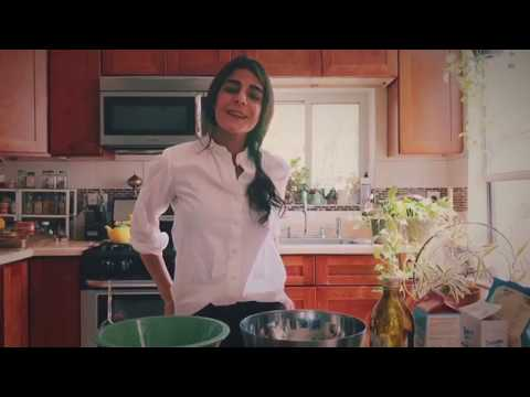Bake a cake with Maryam joon!