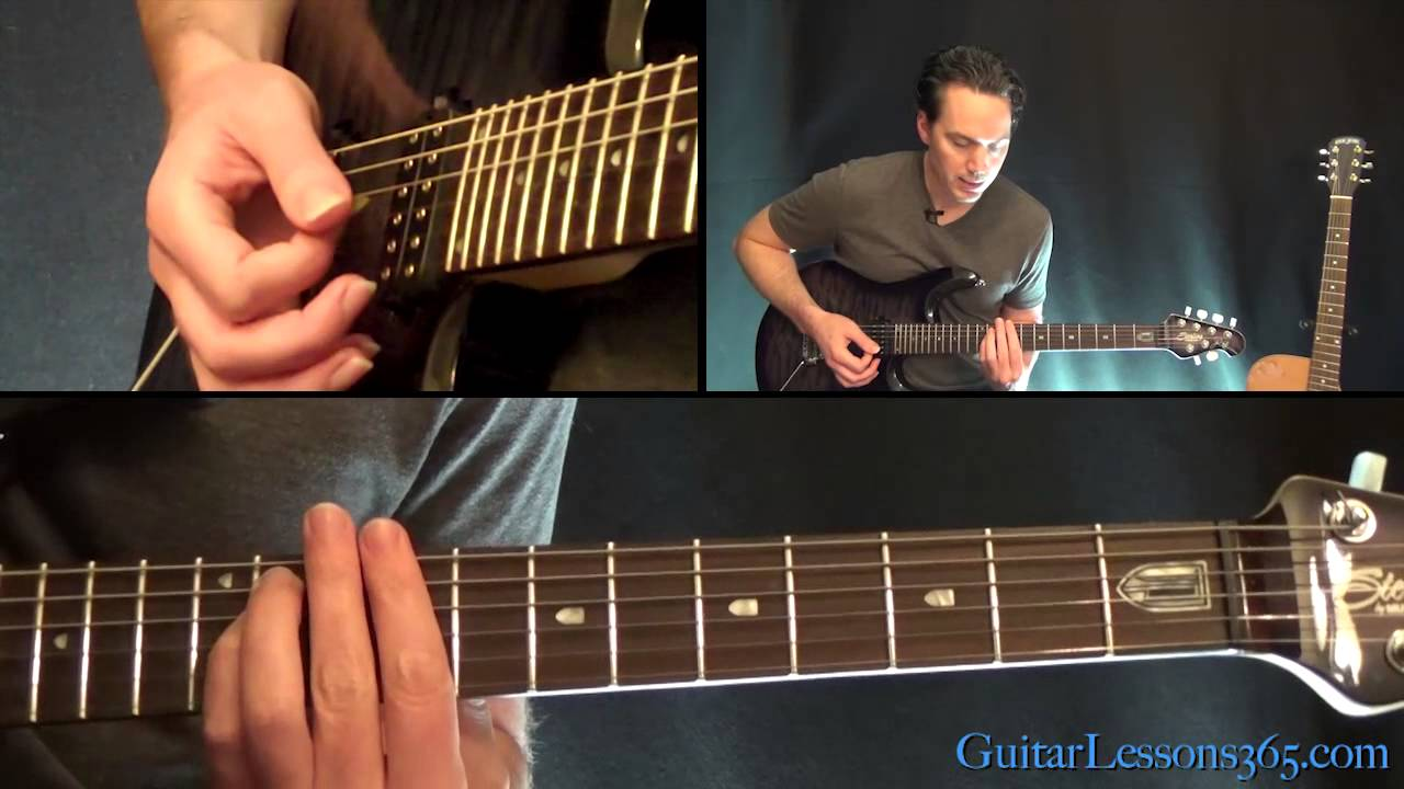 You Got It Guitar Lesson Roy Orbison Youtube