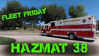 Fleet Friday - Hazmat 38