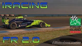 iRacing // Formula Renault 2.0 Hotlap // Phillip Island (1:25.250)