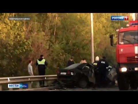 В Новомосковске арестован лихач, который мог устроить смертельное ДТП