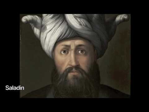 Prelude to Third Crusade - Church in Confusion and Saladin takes Jerusalem