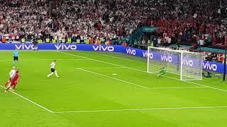 ENGLAND 2-1 DENMARK - EURO 2020 SEMI FINAL - SCENES AS ENGLAND REACH THEIR FIRST FINAL IN 55 YEARS!!