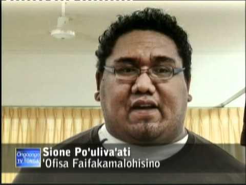 Tonga News - 2ft Prosthetics Tonga Prosthetics Clinic - Tongan