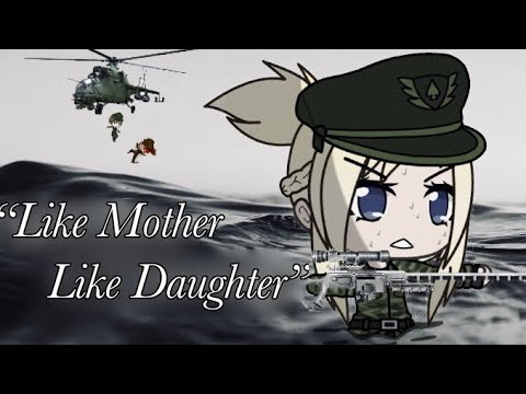 Like mother like daughter/GachaLife mini movie\Original|Lovely Crafts