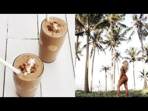 two girls take on BALI | Best VEGAN, HEALTHY cafes in Bali!