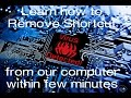 Remove Shortcut virus from computer || Tricks || Trustedinstaller|| Without Antivirus||  English