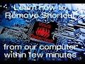 Remove Shortcut virus from computer || Tricks || Trustedinstaller|| Without Antivirus||  English