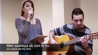 """Tum Hi Ho"" Iraqi sings Indian song - by Razan Ramzi"