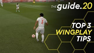 3 Tips To MASTER Wingplay In FIFA 20 - Attacking Tutorial To Create Chances | FIFA 20 Tutorial