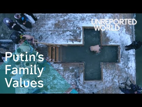 Russia's rise in conservative family values | Unreported World