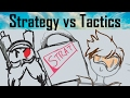 #1 Trick To Combining Strategy And Tactics In Overwatch