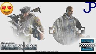Clash & Maverick Gameplay, Frost Elite Skin, Hereford Base Rework! - Rainbow Six Siege Grim Sky