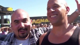 Furious 7 Behind The Scenes Part 11