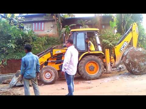Construction at sonaighuli