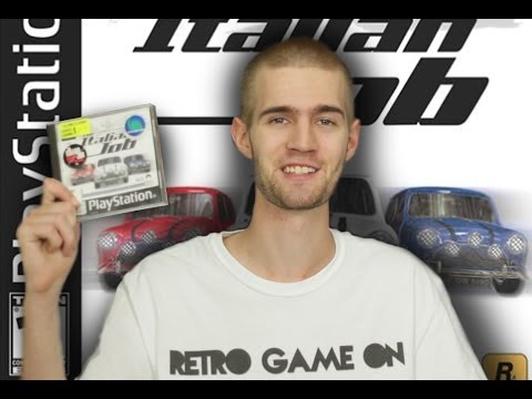 The Italian Job for PSone Review