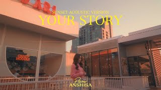 PAAM - แค่หน้าจอ (Your Story)【Sunset Acoustic Version】