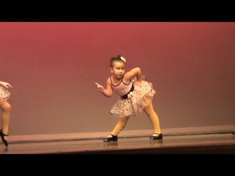 Sassy Tot Steals the Show Demanding a Little 'Respect' at Dance Recital