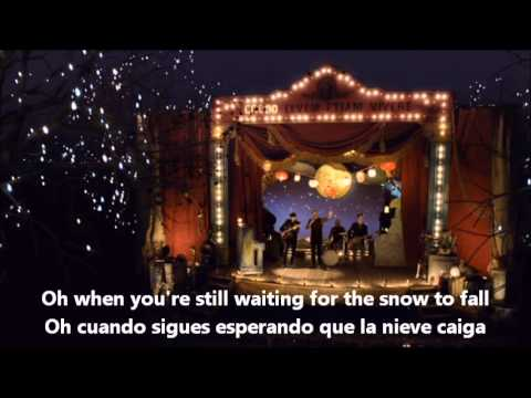 Coldplay Christmas Lights Subtitulado Ingles Espanol Youtube
