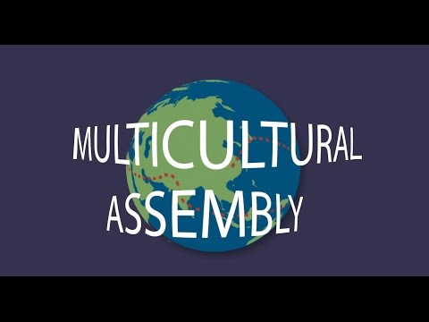 LCHS 2016 Multicultural Assembly