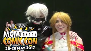 London Comic Con 2017 Cosplay 実写、海外のコミケ行ってみた