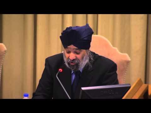 Mr. Manmohan Singh (Highlights)   World Sikh Council – America Region
