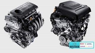 видео ДВС Двигатели Kia, Hyundai
