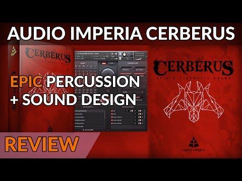 Audio Imperia Cerberus Review - Epic Cinematic Percussion Ensembles, MIDI Loops & Sound Design