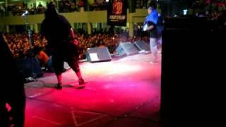 P.O.D. - Freedom - live in Recife (Clube Português) Mar/27/2010